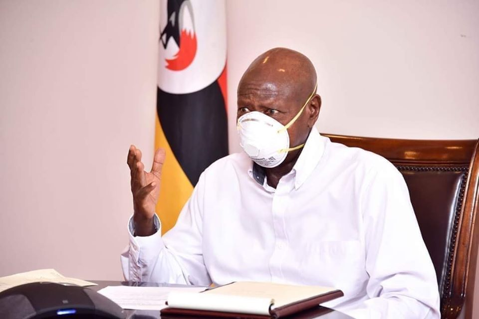 H.E President Yoweri Kaguta Museveni will today Monday, June 22nd, 2020 address the nation