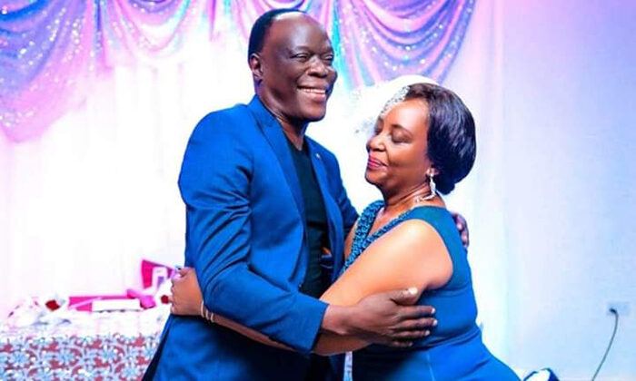 Prof Simeon Kayiwa, wife mark 39 years of marriage